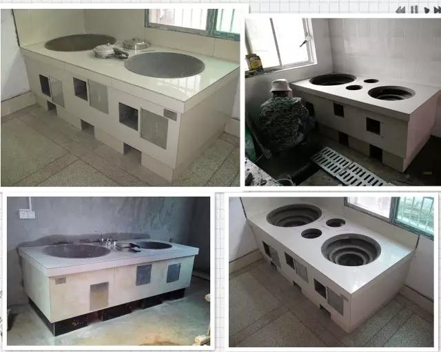 建造一个标准省柴灶对房间有哪些要求?